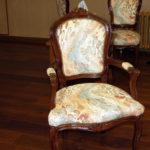 Перетяжка/реставрация мебели